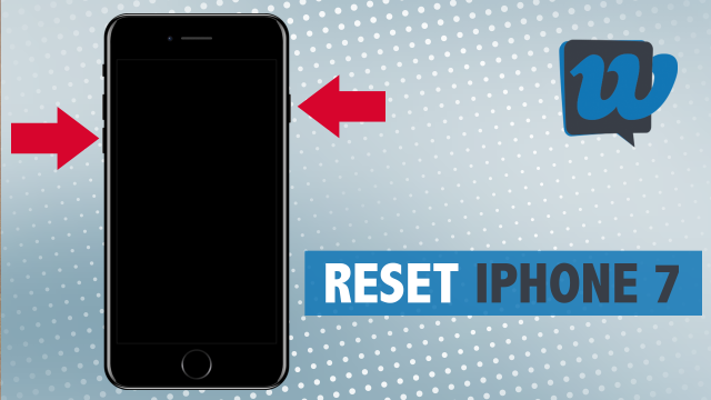 Come resettare un iPhone 7