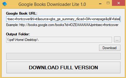 Google Book Er Lite