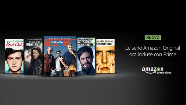 È ufficiale, Amazon Prime Video è arrivato ed è gratis con Prime!