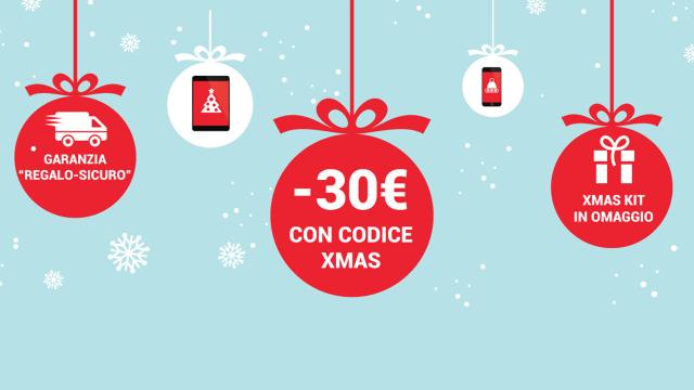 """TrenDevice da il via alle offerte natalizie con coupon da 30 Euro e garanzia """"Regalo-Sicuro"""""""