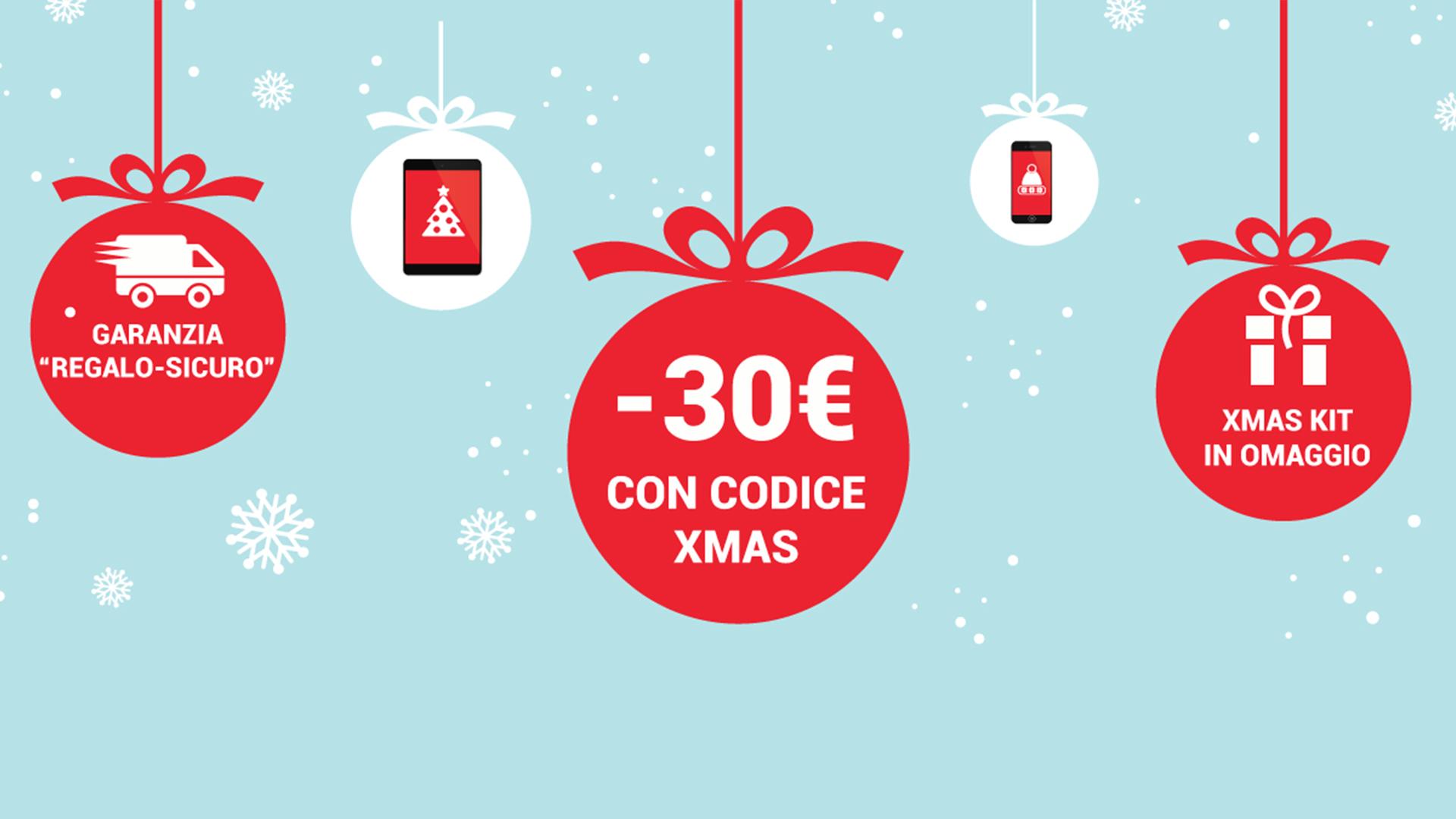 Trendevice da il via alle offerte natalizie con coupon da for Offerte in regalo
