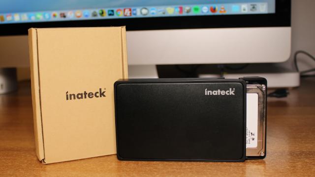 """Recensione case per hard disk da 2.5"""" FE2005 by Inateck"""