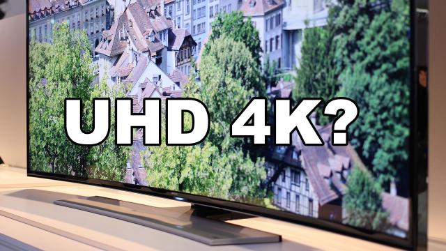 Differenza tra UHD e 4K: vediamoci chiaro