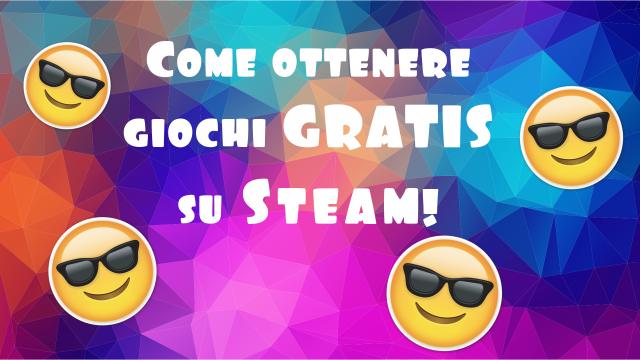 Come ottenere 12+3 giochi Steam GRATIS!