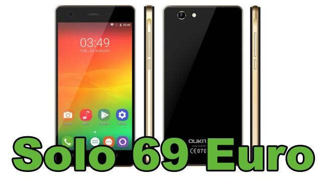 OUKITEL C4: uno smartphone che promette il massimo rendimento con una minima spesa