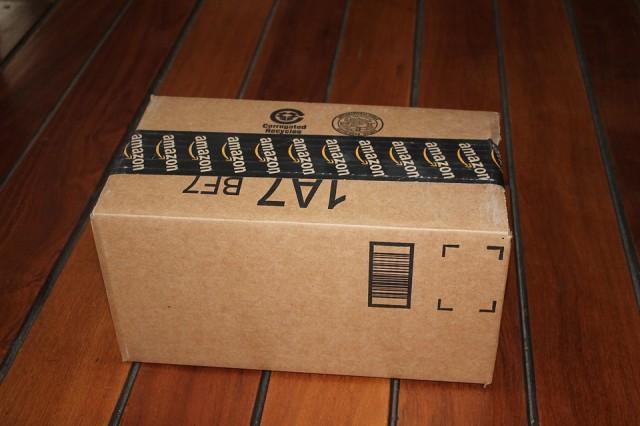 Amazon: come ricevere un pacco quando non c'è nessuno in casa