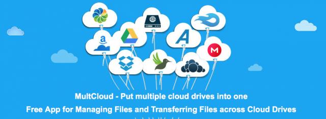 Come unire tutti gli account cloud in uno solo