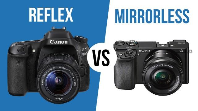 Reflex vs Mirrorless: quale scegliere