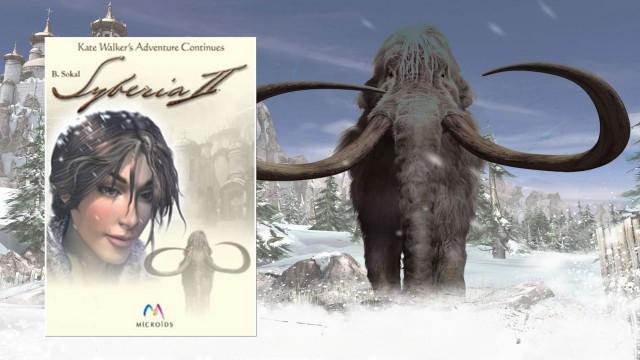 Syberia 2 gratis per un periodo di tempo limitato