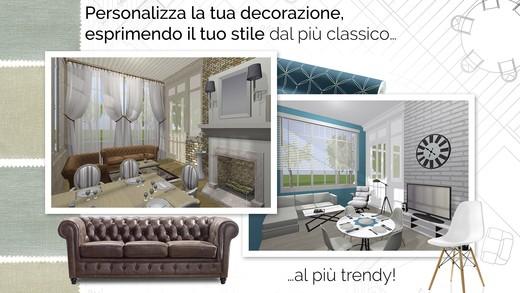 Home Design 3D Permette Di Progettare La Casa In 3D In Maniera Semplice E  Intuitiva, A Partire Dalla Creazione Della Planimetria In 2D Fino Ad  Arrivare Alla ...