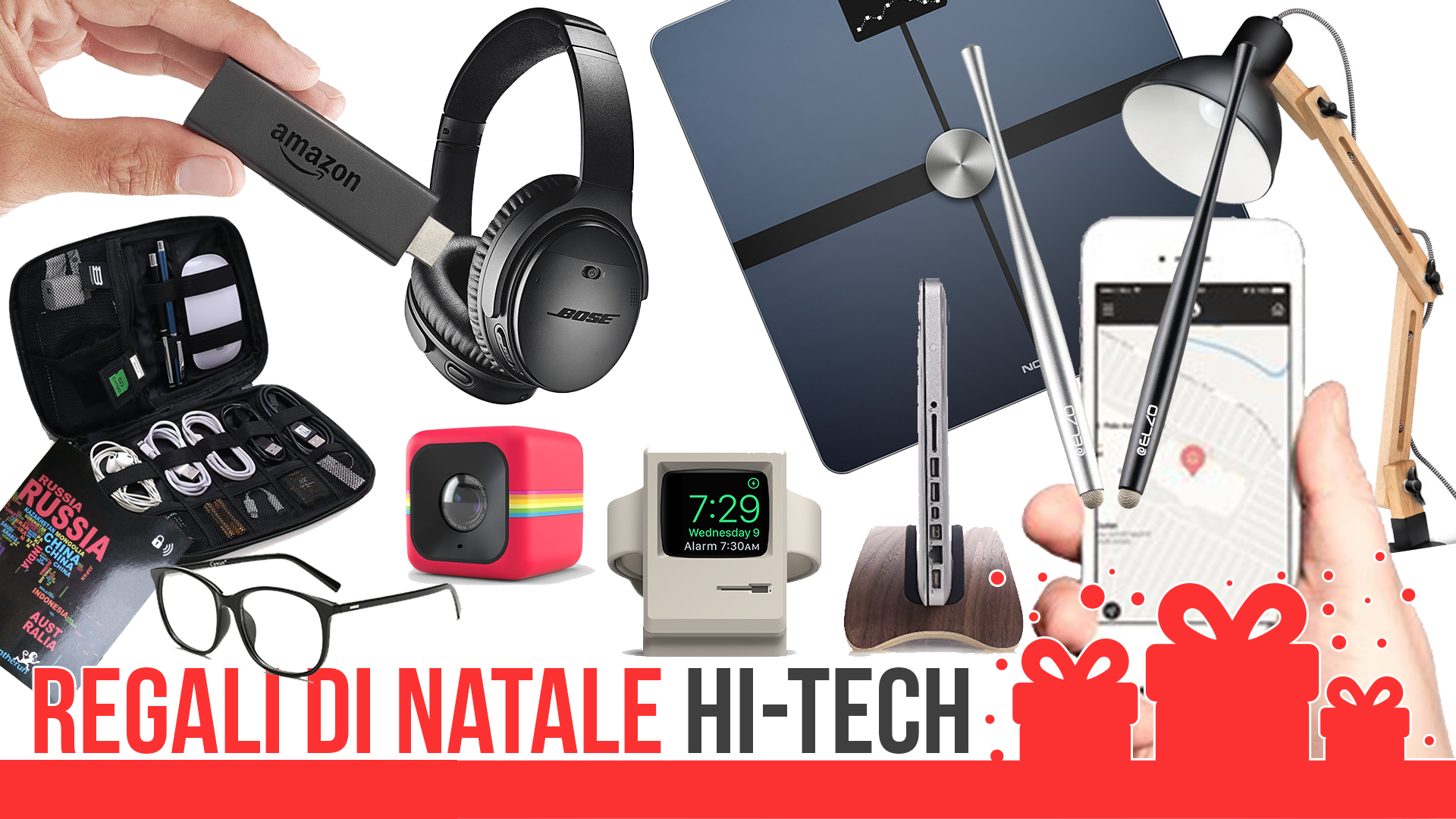 Idee Regali Di Natale 2017 Hi Tech Why Tech