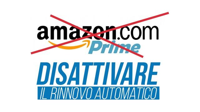 disattivare-amazon-prime