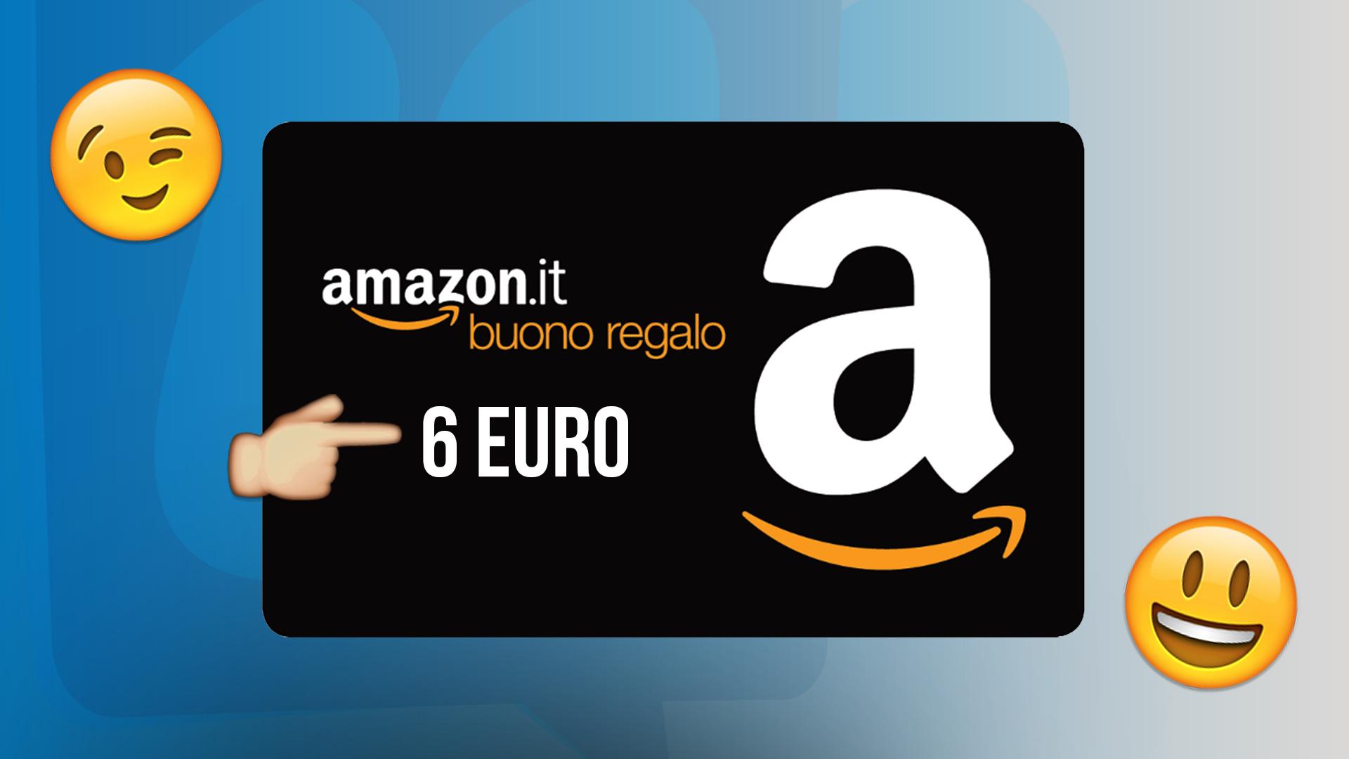 buono sconto Amazon