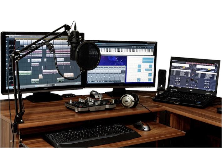 Come creare uno studio di registrazione casalingo blog - Studio di registrazione in casa ...