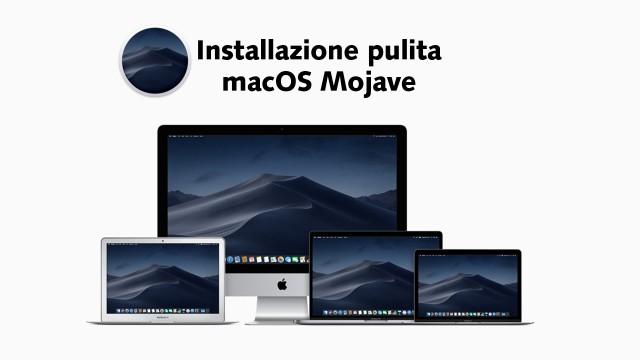 Installazione-pulita-macOS-Mojave