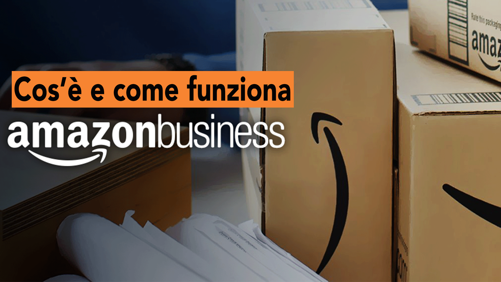 cerco chi si occupa di vendere su amazon