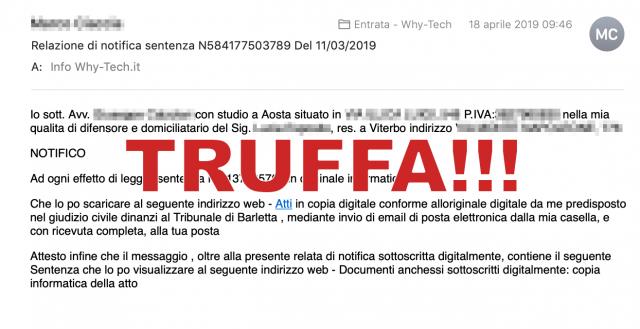Truffa-Relazione-di-notifica-atto-o-sentenza