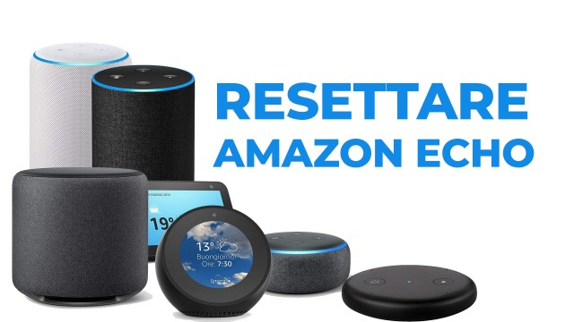 resettare-amazon-echo