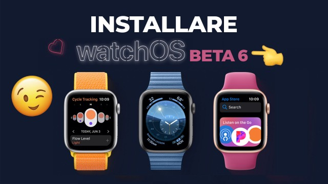 installare-watchOS-6-Beta