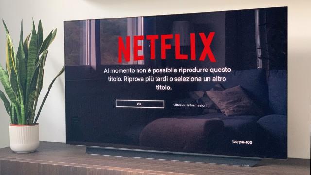 Netflix-non-funziona