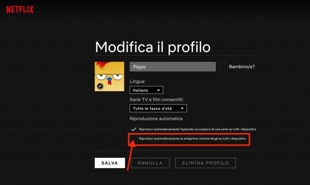 disattivare-la-riproduzione-automatica-delle-anteprime-Netflix