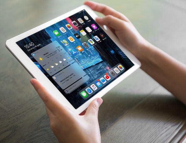 iPad-mantenere-la-vista-Oggi-sulla-schermata-Home