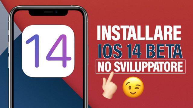 Installare-iOS-14-Beta-no-sviluppatore