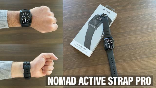 Recensione-Nomad-Active-Strap-Pro