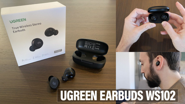 Recensione-Ugreen-Earbuds-WS102--auricolari-Bluetooth-True-Wireless