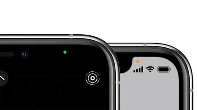 disattivare-il-puntino-arancione-o-verde-su-iPhone