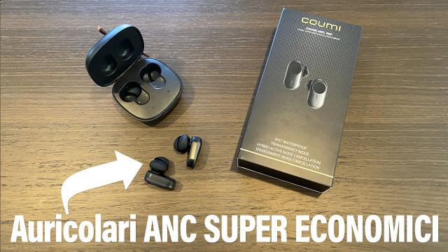 Recensione-auricolari-Bluetooth-COUMI-ANC-860