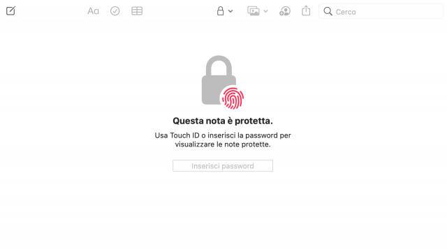 MacBook-attivare-il-Touch-ID-per-sbloccare-le-note-protette