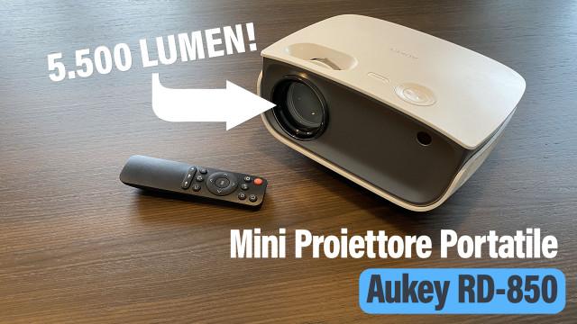 Mini-Proiettore-Portatile-Aukey-RD-850---5500-Lumen