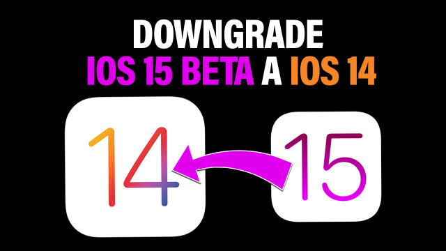 Downgrade-iOS-15-Beta-a-iOS-14--