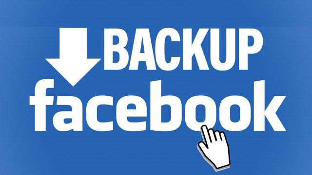 Backup-Facebook