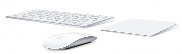 Ecco i nuovi accessori Apple: Nuova Magic Keyboard, Magic Mouse 2 e Magic TrackPad 2