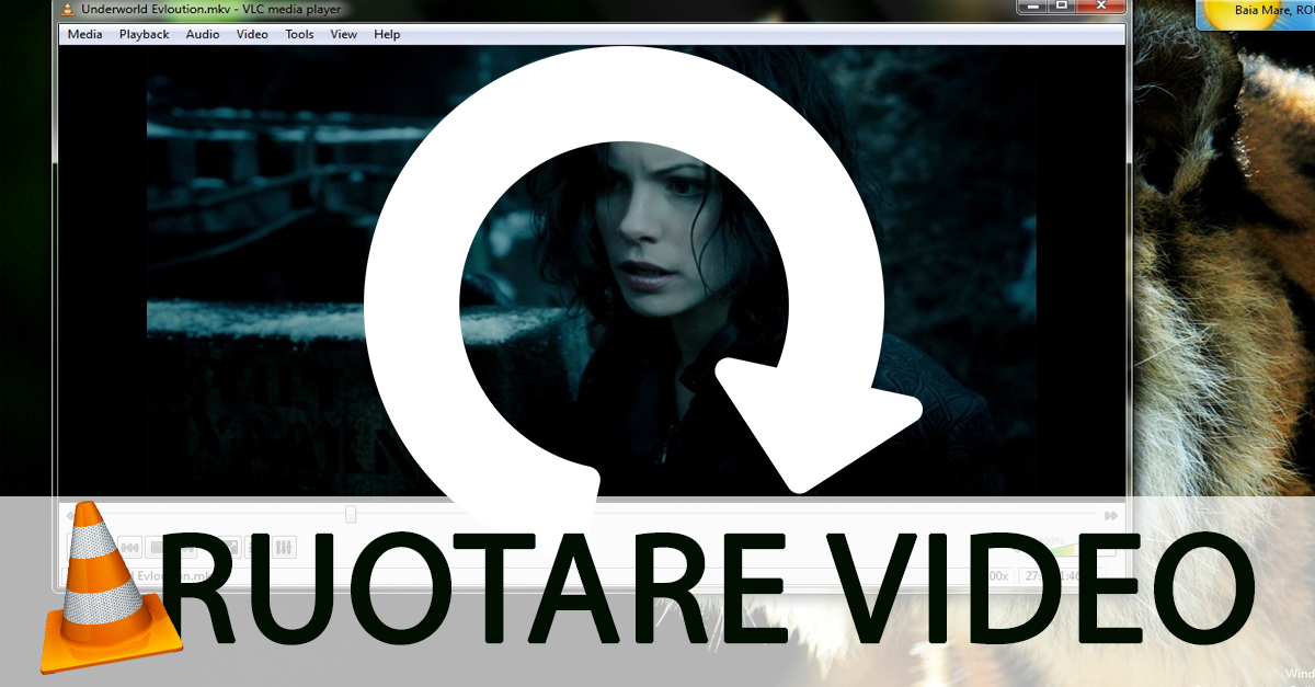 Come ruotare un video usando VLC Why Tech