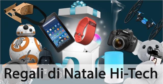 Idee regali di Natale 2015 Hi-Tech