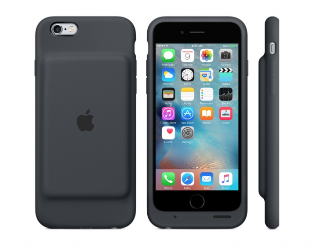 Apple, Smart Battery Case per iPhone 6 e 6s