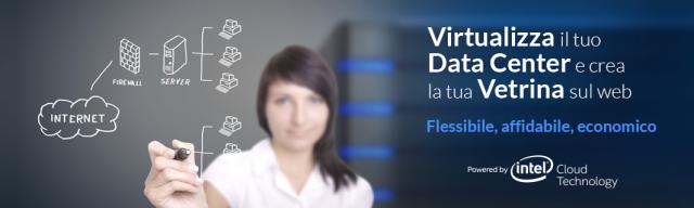 Nuvola Store, Virtual Server per ogni esigenza