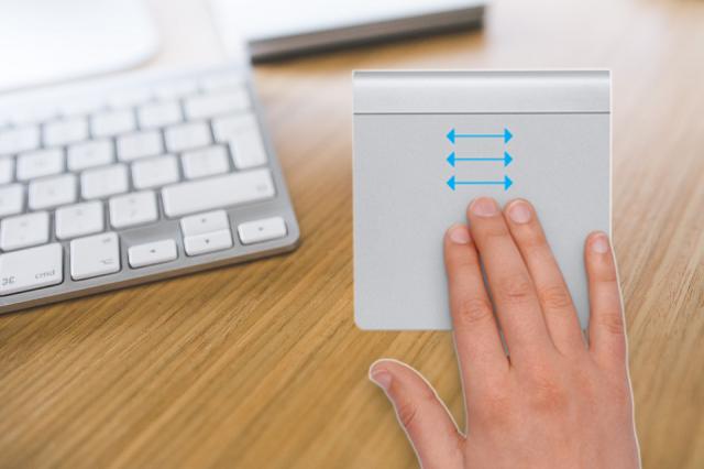 Come attivare il trascinamento con tre dita su Mac