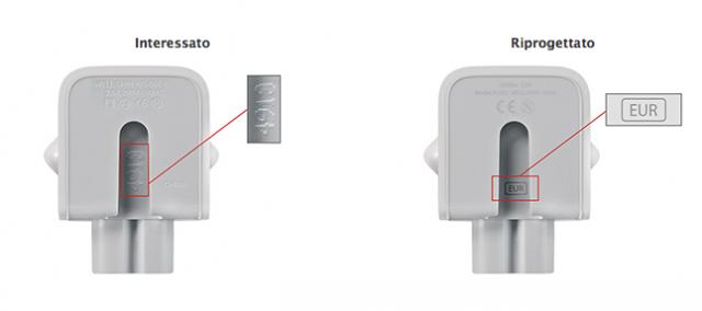Attenzione agli adattatori difettosi di Apple a rischio scossa
