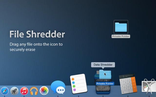Mac OS X, cancellare un file in maniera definitiva