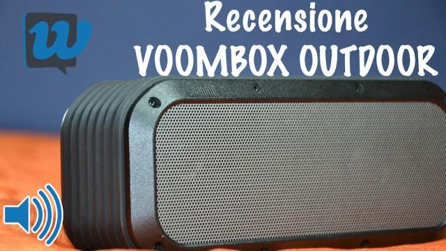 Recensione Divoom Voombox Outdoor 2nd Generation
