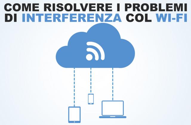 Come risolvere i problemi di interferenza col Wi-Fi