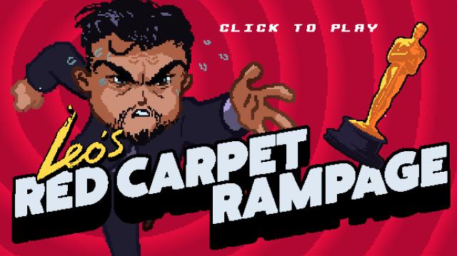 Leo's Red Carpet Rampage, aiuta Di Caprio a vincere l'oscar