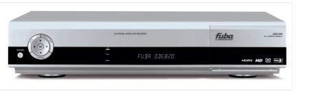 Come aggiornare il software firmware del ricevitore satellitare Fuba ODE820
