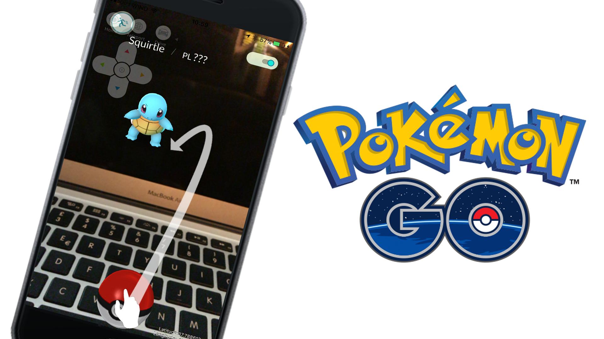 Trucchi Pokemon Go per iPhone iOS, come muoversi nella mappa