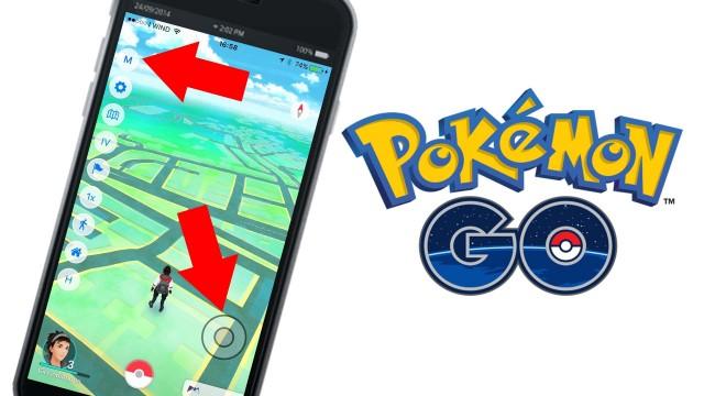 Trucchi Pokémon GO per iPhone iOS, come muoversi nella mappa restando fermi