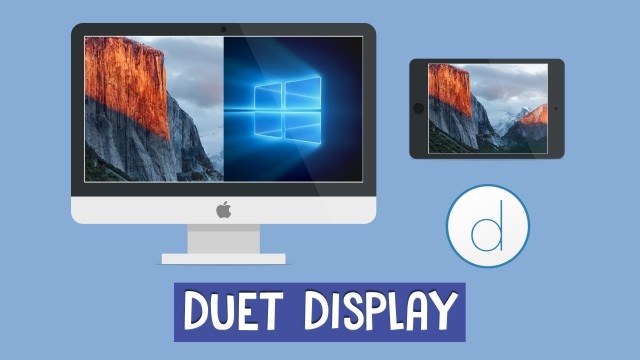 Come trasformare l'iPad o l'iPhone in un secondo Monitor Touch per Mac e PC